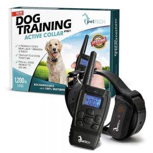 PetTech Dog Training Shock Collar - image 71Eb6bOL88L._SL1000_-300x300 on https://mydogtrainingcollar.com
