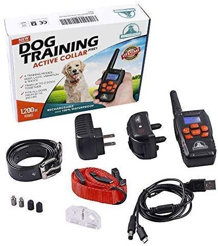 PetTech Dog Training Shock Collar