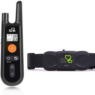 GPS dog collar