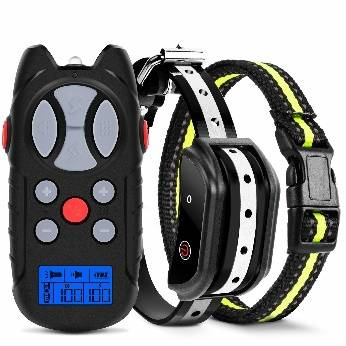 Flittor Shock Collar for Dogs Dog Training Collar Rechargeable