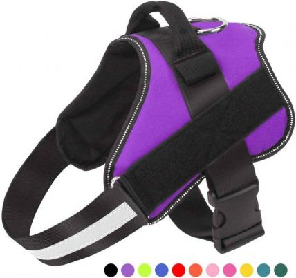 Bolux Dog Harness No-Pull Reflective Breathable