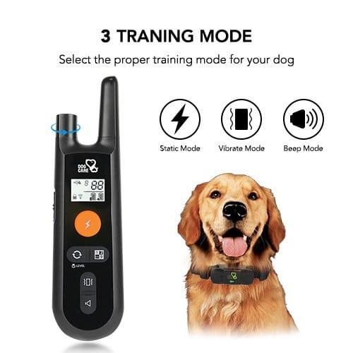 Dog Training Collar - Rechargeable Dog Shock Collar