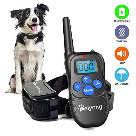 Felyong Dog Training Collar with Remote