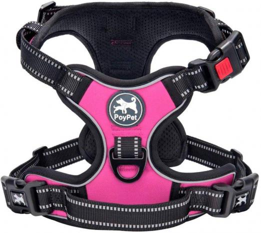 PoyPet No Pull Dog Harness – Flexible and easy to use