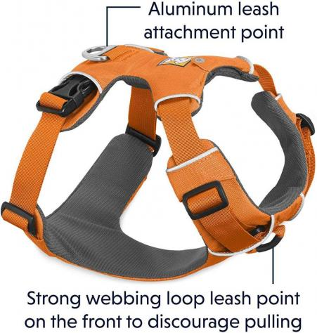 RUFFWEAR - Front Range Harness – Sturdy and Comfortable