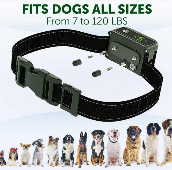 The Best Industries Bark Collar for Dogs