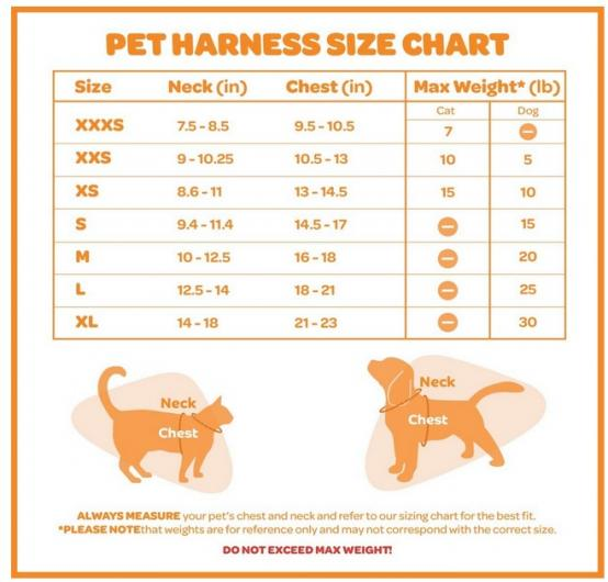 Step in Vest Harness for Small and Medium Dogs by Best Pet Supplies