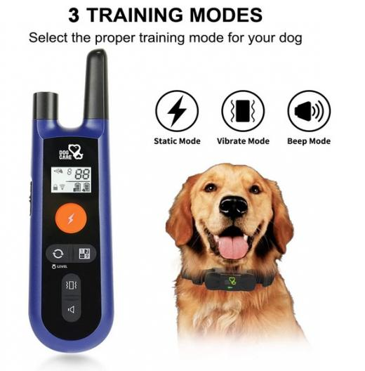 DOG CARE Dog Training Collar 2020