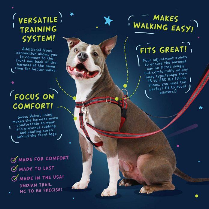 Mekuti Harness For Dogs Balance