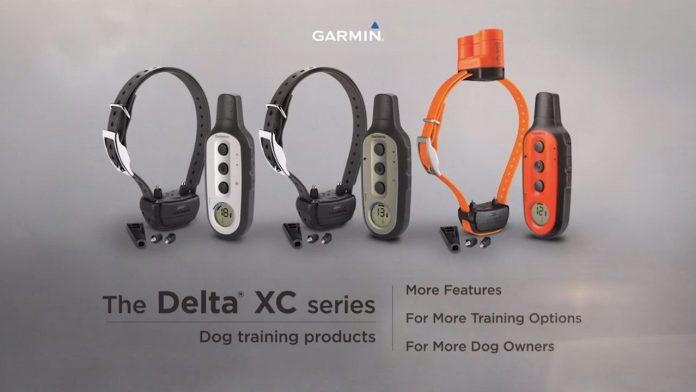 Garmin dog training collars Delta Sport XC
