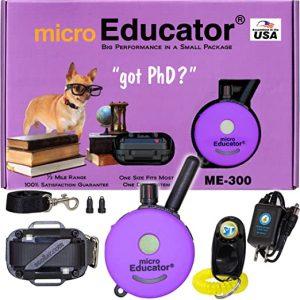 Educator Tiny Dog Remote Training E-collar