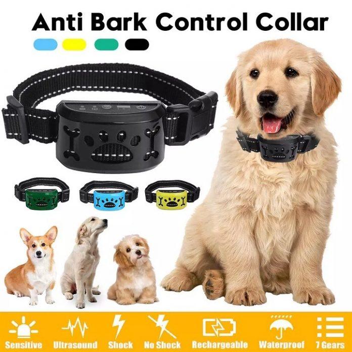 Strongest Bark Shock Collar