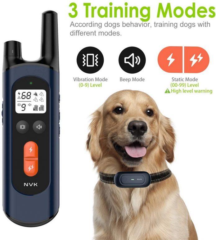 NVK Shock Collars for Dogs