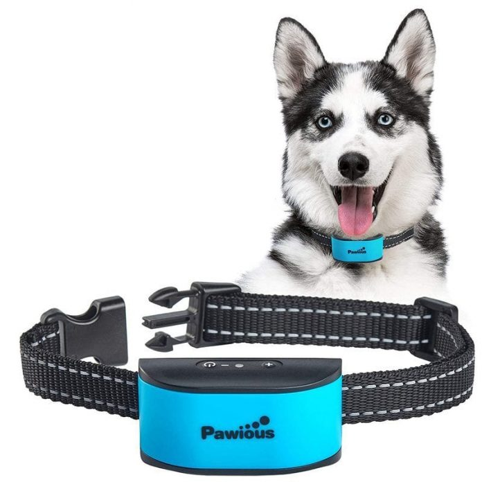 PAWIOUS Bark Collar for Dogs