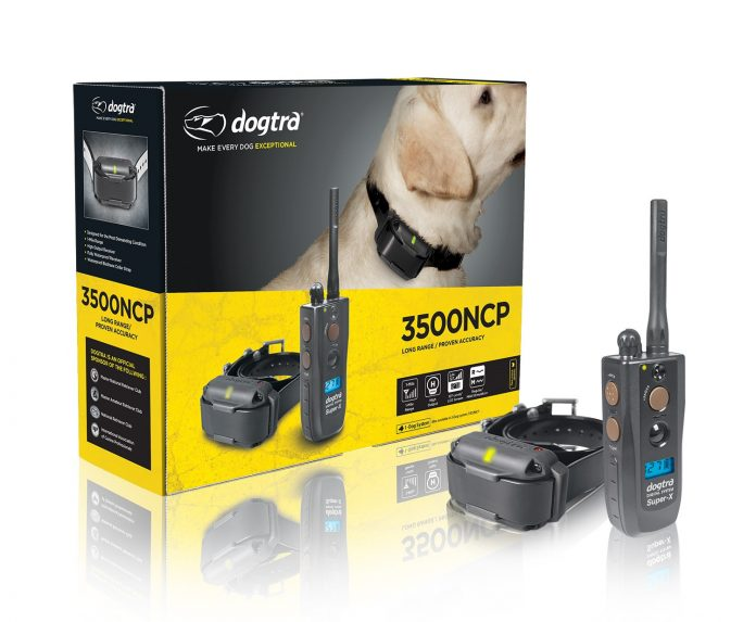 Dogtra D3500 NCP Super X Training Collar