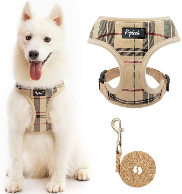 PUPTECK Dog Harness Comfort Padded Vest